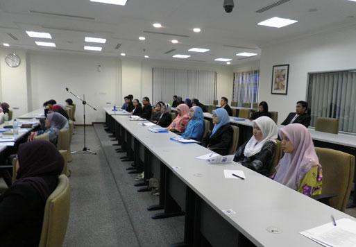 Seminar Suruhanjaya Integriti Agensi Penguatkuasaan
